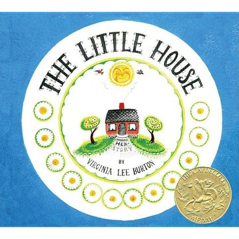 The Little House by Virginia Lee Burton (Board Book) - image 1 of 1
