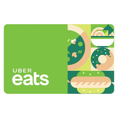 Uber Eats $25 - Email Delivery