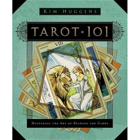 Tarot 101 - by  Kim Huggens (Paperback) - image 1 of 1