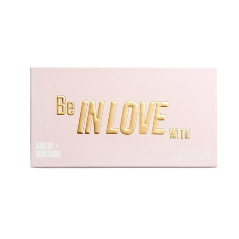 Makeup Obsession Be In Love With Eyeshadow Palette - 0.736oz - image 1 of 4