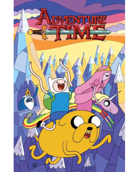 Adventure Time 10 (Paperback) (Christopher Hastings) - image 1 of 1