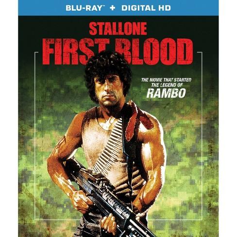 RAMBO - First Blood (Blu-Ray + Digital) - image 1 of 1