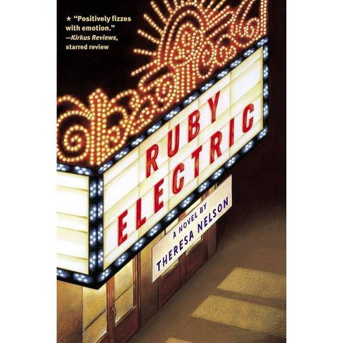 Ruby Electric - by  Theresa Nelson (Paperback) - image 1 of 1