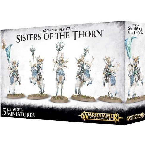 Age of Sigmar Sisters of the Thorn (2017 Edition) Miniatures Box Set - image 1 of 1