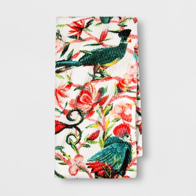 Floral/Bird Bath Towel - Opalhouse™