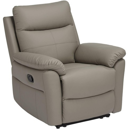 Elm Lane Newport Taupe Recliner Chair - image 1 of 4