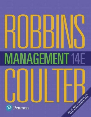 Management Book By Stephen P Robbins 9th Edition