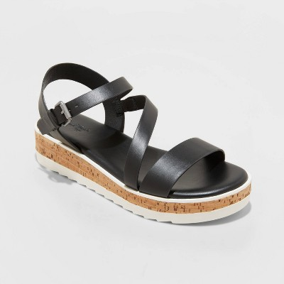 Women's Gia Platform Sandals - Universal Thread™