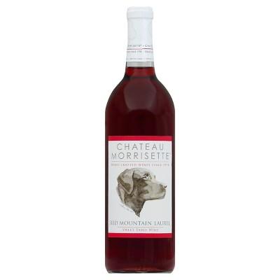 Chateau Morrisette Red Mountain Laurel Table Wine - 750ml Bottle