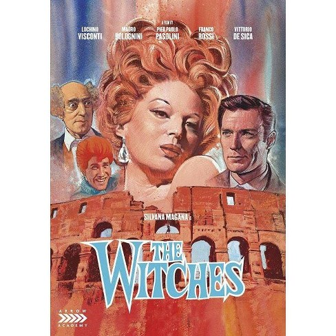 The Witches (DVD) - image 1 of 1