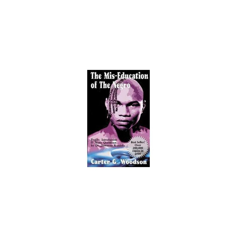Mis-Education of the Negro (Paperback) (Carter Godwin Woodson)