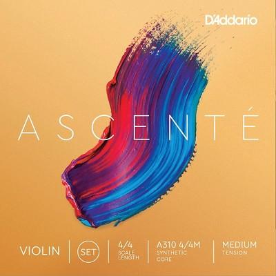 D'Addario Ascente Violin String Set