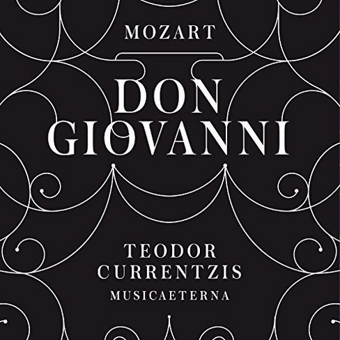 Teodor Currentzis - Mozart:Don Giovanni (CD) - image 1 of 1