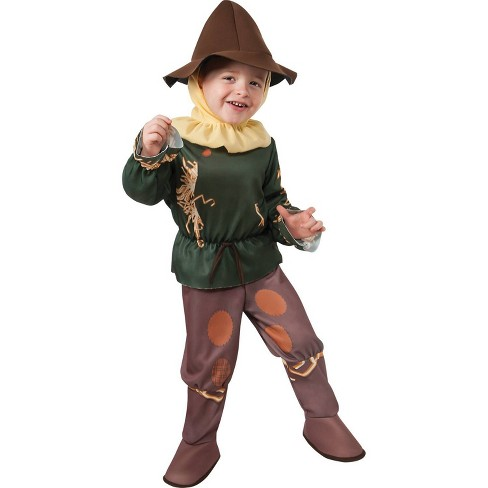 Boys' Scarecrow Toddler Costume - image 1 of 3