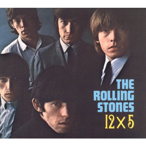 The Rolling Stones - 12x5 (CD) - image 1 of 2