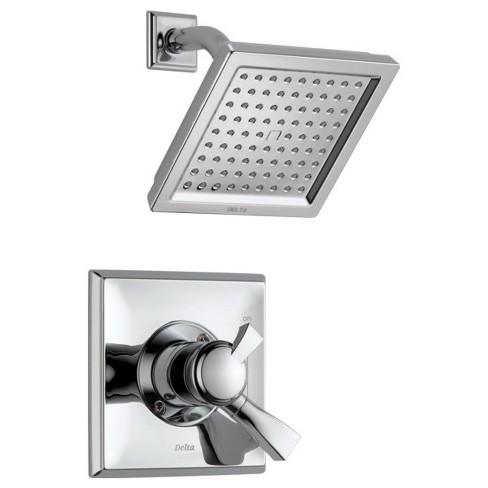 Delta Faucet T17251-WE Dryden Pressure Balanced Shower Only Trim Package - image 1 of 4