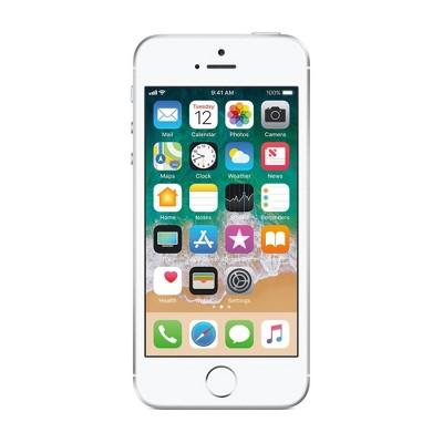 Tracfone Prepaid iPhone SE 32GB + $35 60 Days Bundle