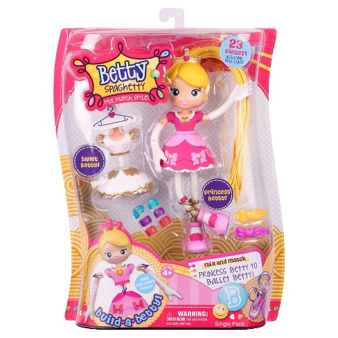 Betty Spaghetty Doll - Royal Dance - image 1 of 5