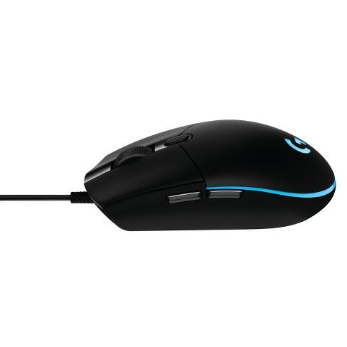 58972c1d761 Logitech G203 Gaming Mouse - Black (910-004842) : Target