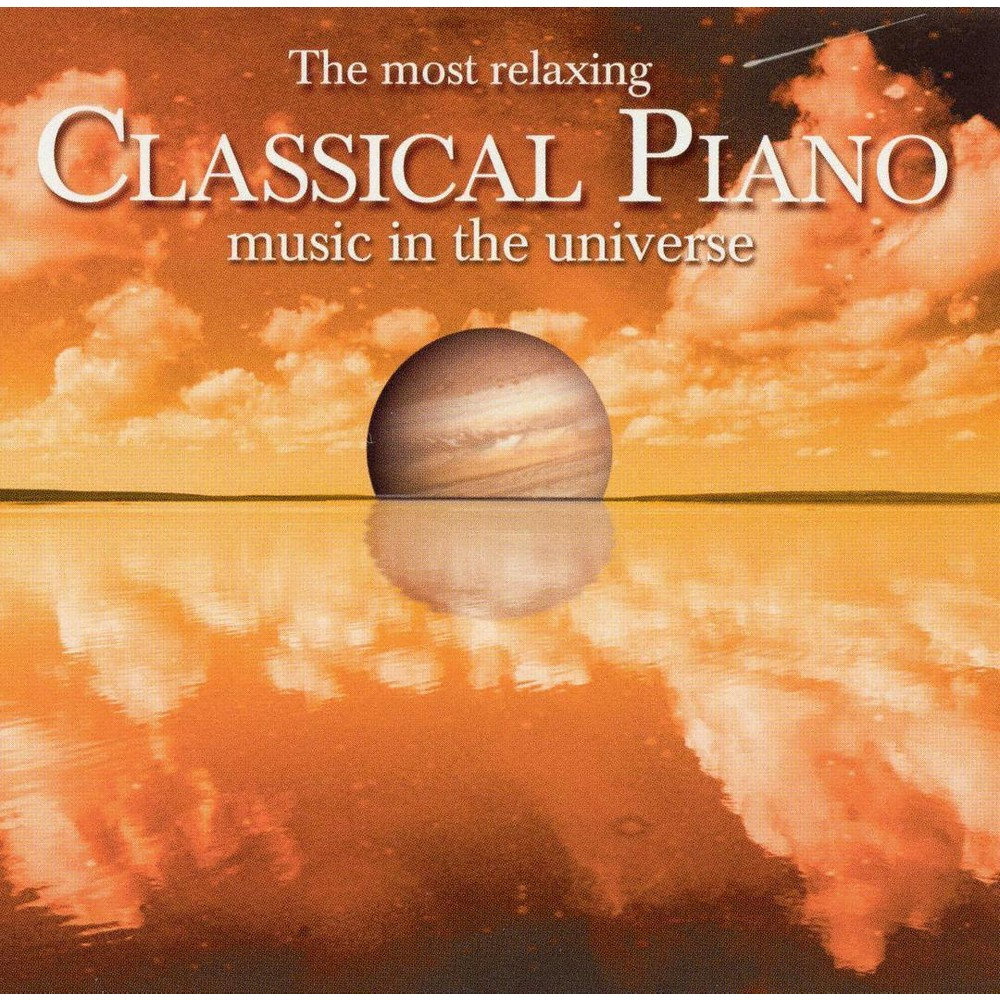 Various - Most Relaxing Classical Piano In (CD)