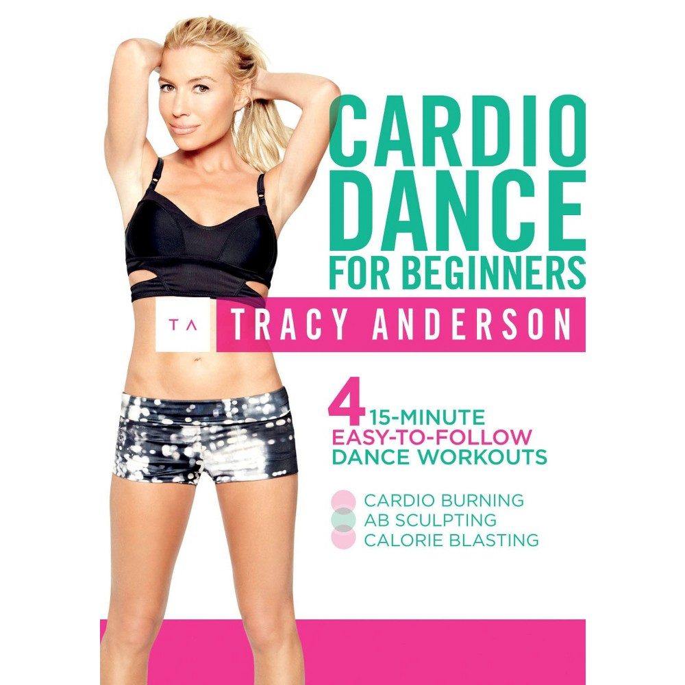 Tracy anderson:Cardio dance for begin (Dvd)