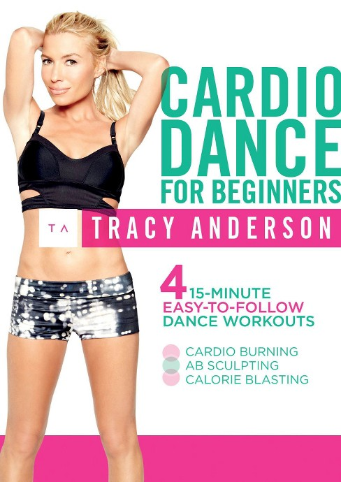 Tracy anderson:Cardio dance for begin (DVD) - image 1 of 1
