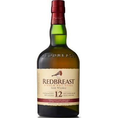 Redbreast 12yr Whiskey - 750ml Bottle