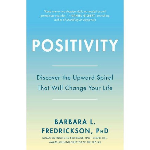 Positivity - by  Barbara Fredrickson (Paperback) - image 1 of 1