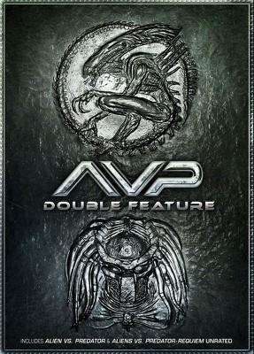 Alien vs. Predator 1 & 2 (DVD)(2014)