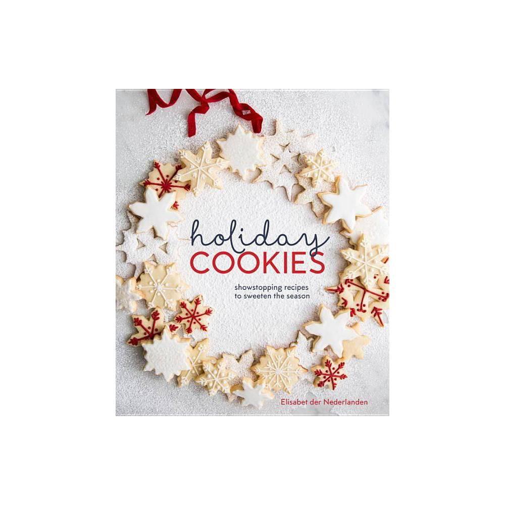 Holiday Cookies Hardcover Elisabet Der Nederlanden