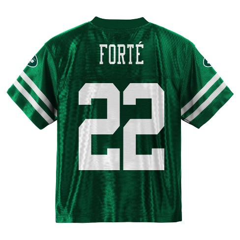 huge selection of 76ba1 a8c50 New York Jets Boys' Matt Forte Jersey - L