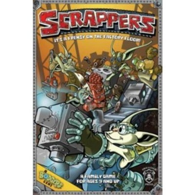 Scrappers Board Game