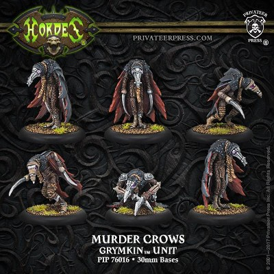 Murder Crows Miniatures Box Set
