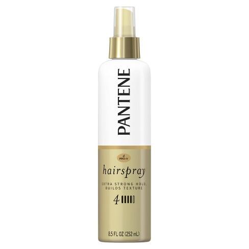 Pantene Pro V Level 4 Extra Strong Hold Texture Building Non Aerosol Hairspray 8 5 Fl Oz Target