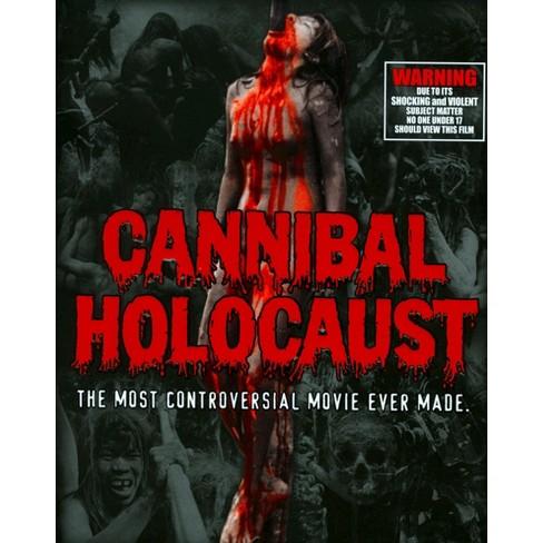 Cannibal Holocaust (Blu-ray) - image 1 of 1