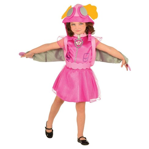 Toddler Skye PAW Patrol Chase Skye Halloween Costume - image 1 of 1