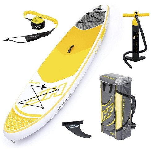 Bestway Hydro Force Inflatable 10 Foot Cruiser Tech SUP Stand Up Paddle Board - image 1 of 6