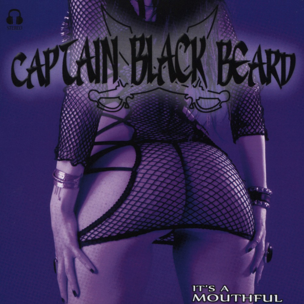 Captain black beard - It's a mouthful (CD)