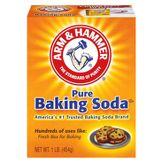 Baking Powder, Baking Soda & Yeast