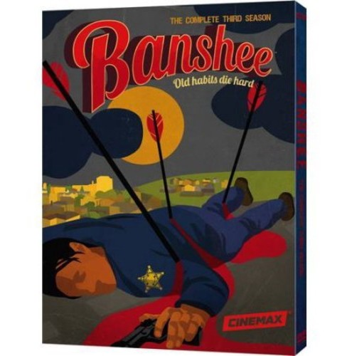 Banshee:Complete Third Season (DVD) - image 1 of 1