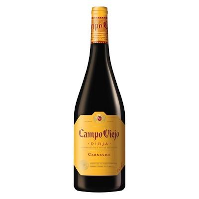 Campo Viejo Garnacha Red Wine - 750ml Bottle
