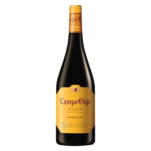 Campo Viejo Garnacha Red Wine - 750ml Bottle - image 1 of 1