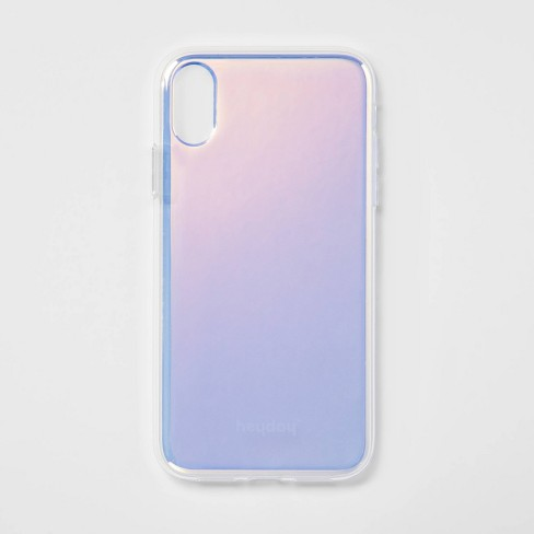 heyday™ Apple iPhone XR Case - Holographic - image 1 of 3