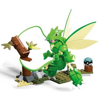 Mega Construx Pokemon Slashing Scyther Construction Set