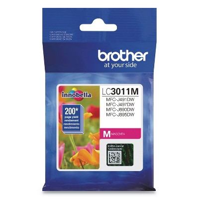 Brother LC3011M Ink, Magenta