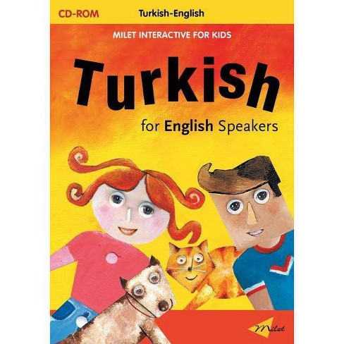 Milet Interactive for Kids - Turkish for English Speakers - (Cd_rom) - image 1 of 1