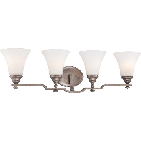 Minka Lavery 5864-279 4 Light Bathroom Vanity Light from the Wellington Ave. Collection - image 1 of 1