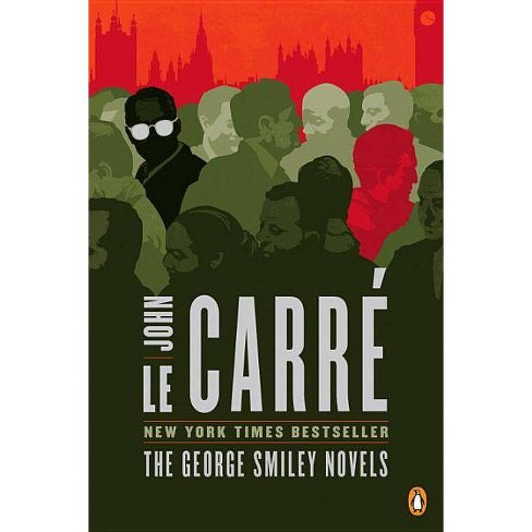 The George Smiley Novels 8-Volume Boxed Set - by  John Le Carre (Paperback) - image 1 of 1