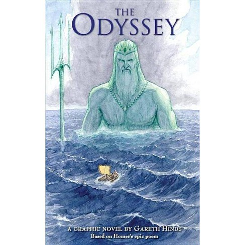 The Odyssey - by  Gareth Hinds (Paperback) - image 1 of 1
