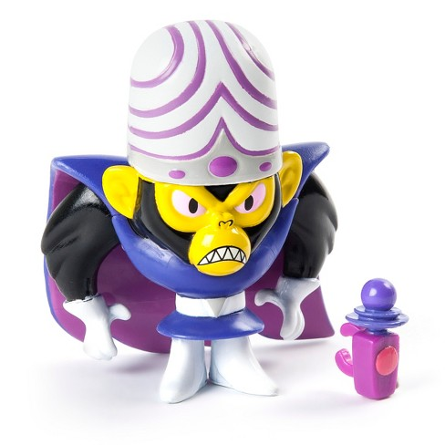 """The Powerpuff Girls 2"""" Action Doll with Stand Mojo Jojo with Raygun by Spin Master - image 1 of 2"""